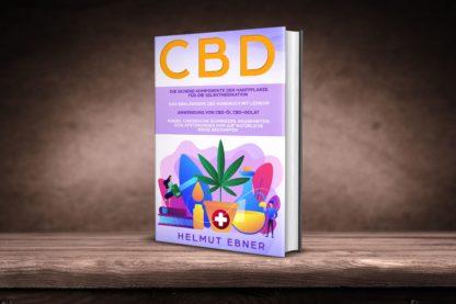 "Produktbild Beispiel CBD E-Book ""Alternativ Medizin Hanf"""