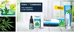 Rubaxx Cannabis als Alternative