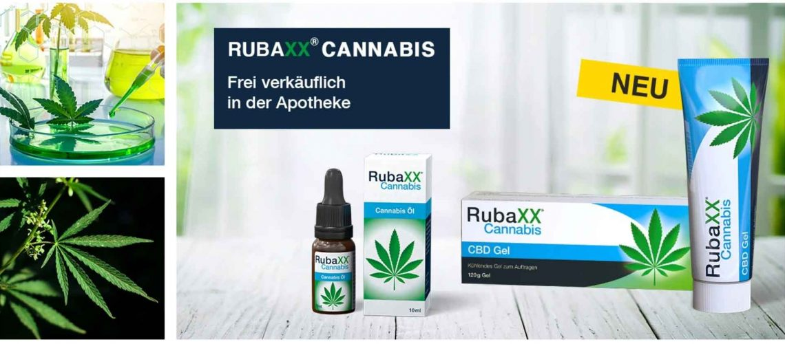Rubaxx Cannabis als Alternative
