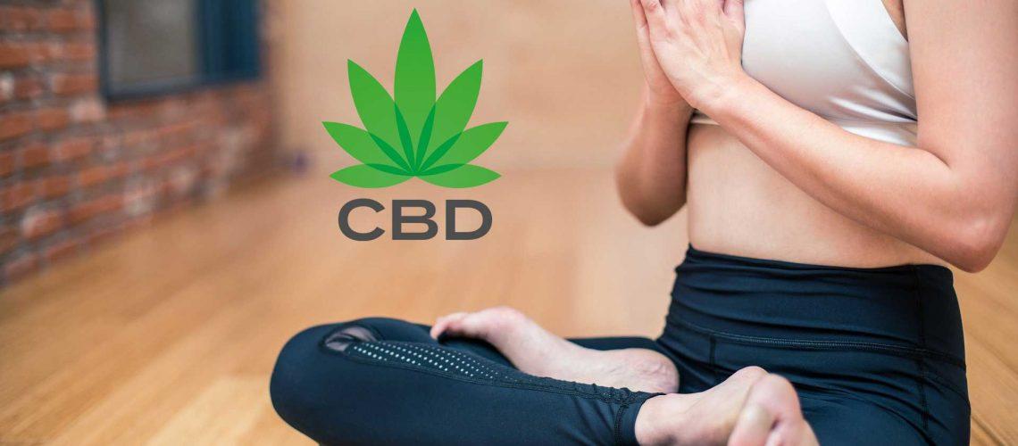 CBD Öl kaufen für Yoga Sessions